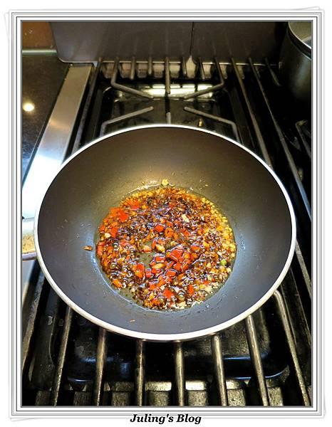 用微波爐烤茄子做法6.JPG