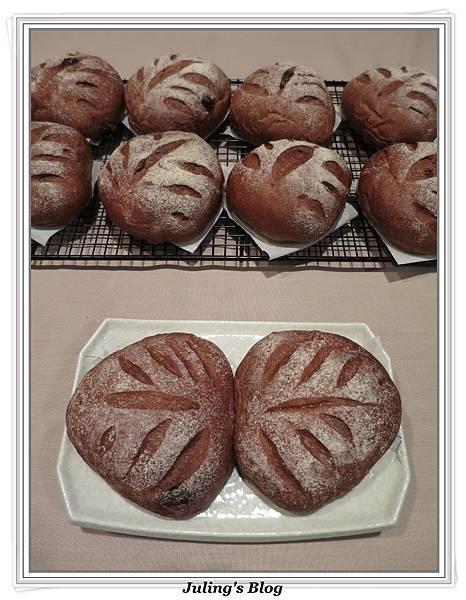 巧克力蔓越莓麵包2.JPG