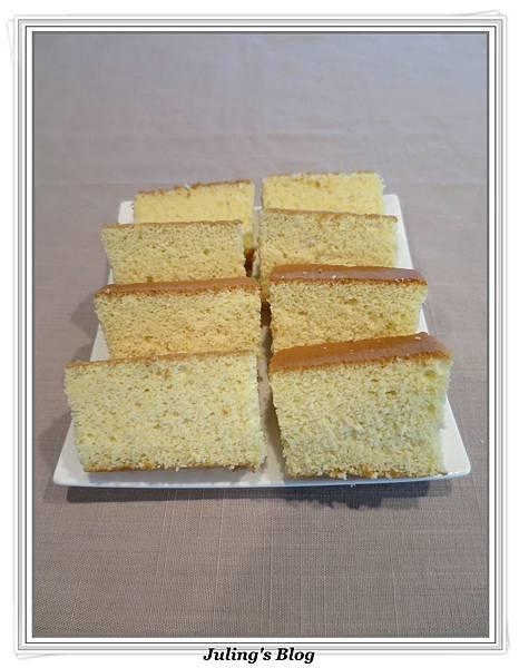 無油蜂蜜煉乳蛋糕2.JPG