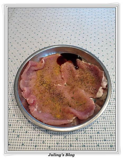 洋蔥蘋果豬排做法1.JPG