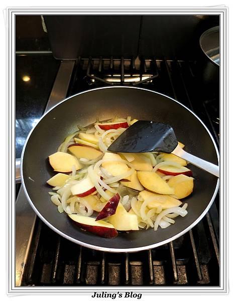 洋蔥蘋果豬排做法10.JPG