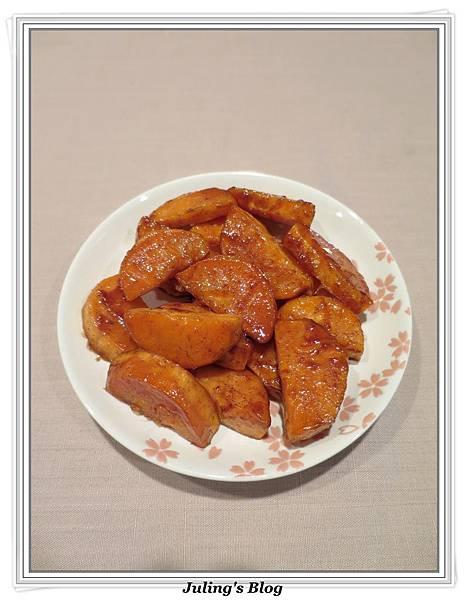 烤肉桂焦糖地瓜1.JPG