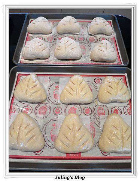 全麥蔓越莓奶酥麵包做法20.JPG