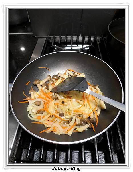鮭魚味噌湯做法6.JPG