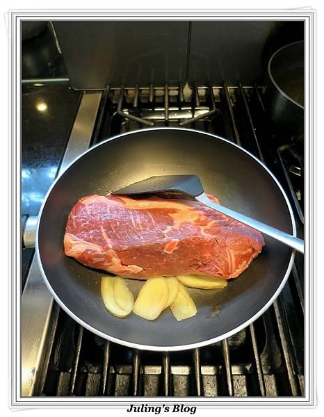 用電飯鍋做韓式烤肉醬燒牛肉做法1.jpg