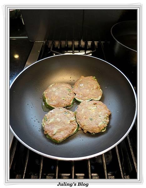 青椒肉餅做法6.jpg