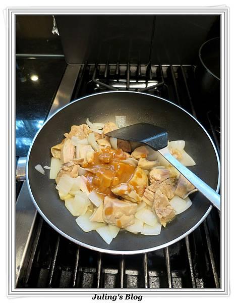 味噌燒雞塊做法7.JPG