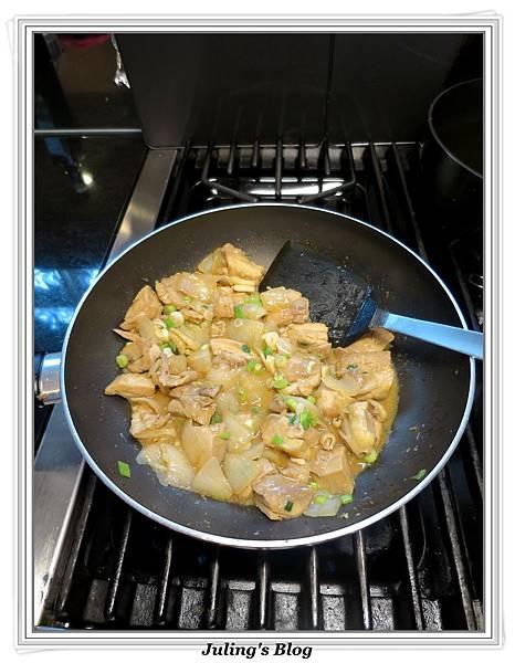 味噌燒雞塊做法10.JPG