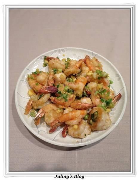 金沙炒蝦2.JPG