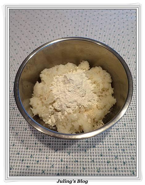 糯米鮮肉餅做法3.JPG