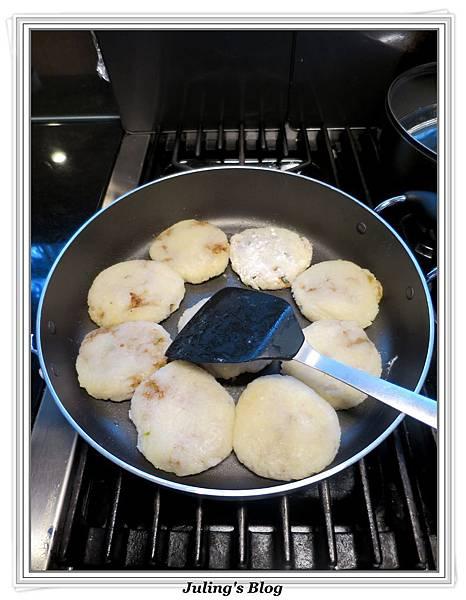糯米鮮肉餅做法12.JPG
