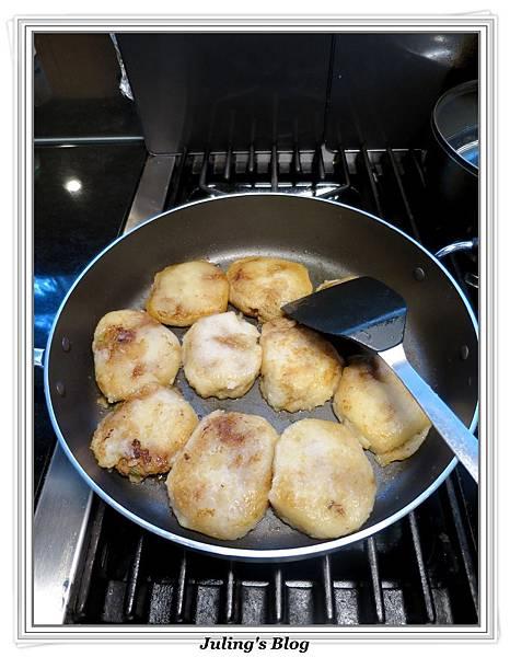 糯米鮮肉餅做法14.JPG