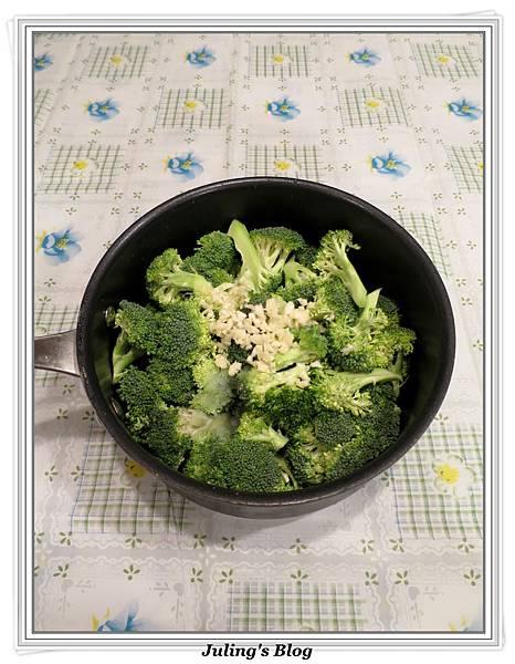 烤蒜香花椰菜做法1.JPG