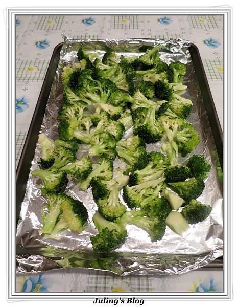 烤蒜香花椰菜做法3.JPG