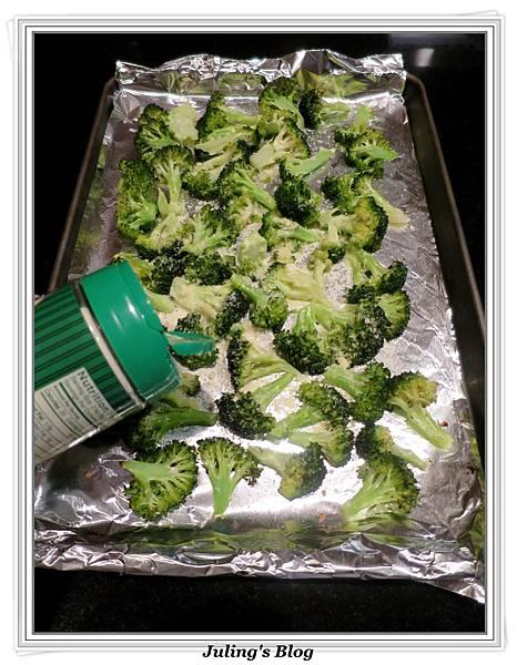 烤蒜香花椰菜做法5.JPG