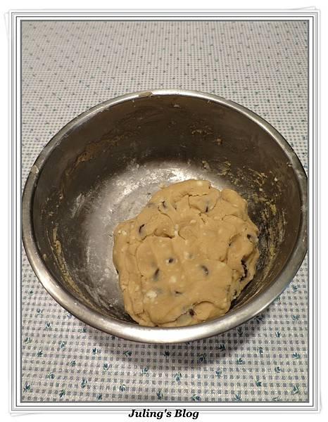 白煮蛋巧克力餅乾做法7.JPG