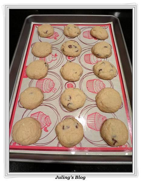 白煮蛋巧克力餅乾做法9.JPG