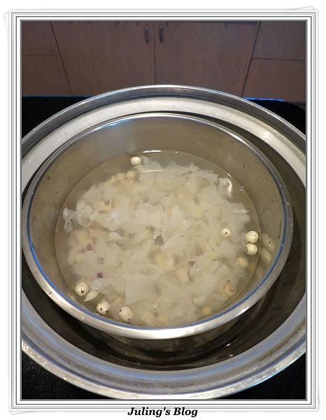蓮藕八寶粥做法3.JPG