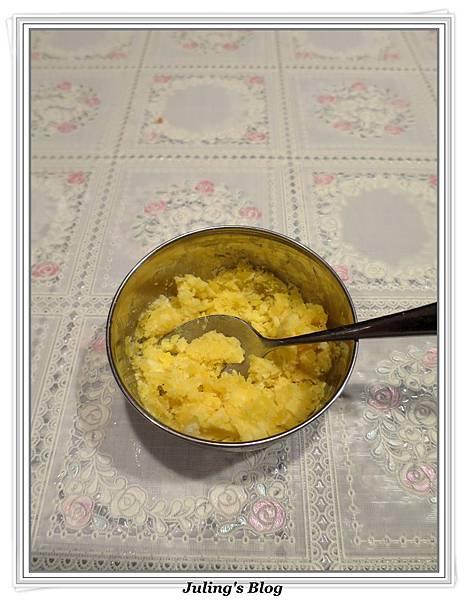 炒素蟹黃做法4.JPG