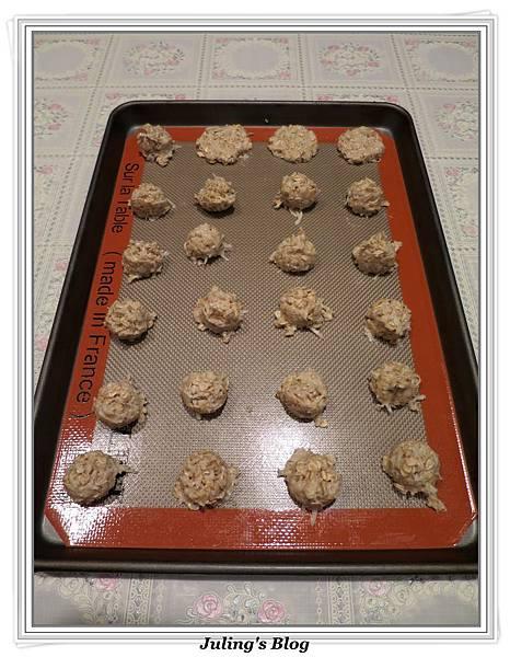 燕麥椰子脆酥餅做法4.JPG