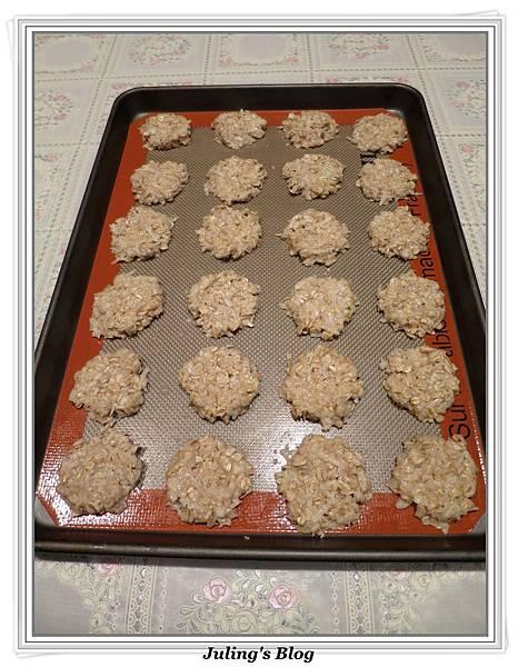 燕麥椰子脆酥餅做法5.JPG