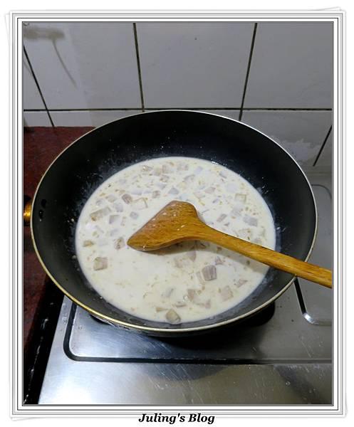 免蒸烤芋頭糕做法7.JPG