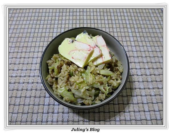 簡易素高麗菜飯2.JPG