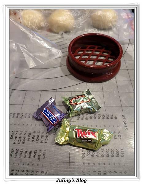 巧克力菠蘿麵包做法16.JPG