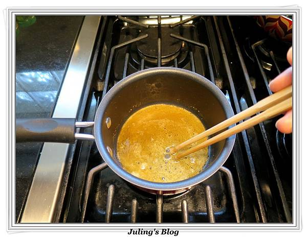 奶油乳酪布丁做法4