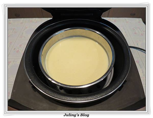 奶油乳酪布丁做法17