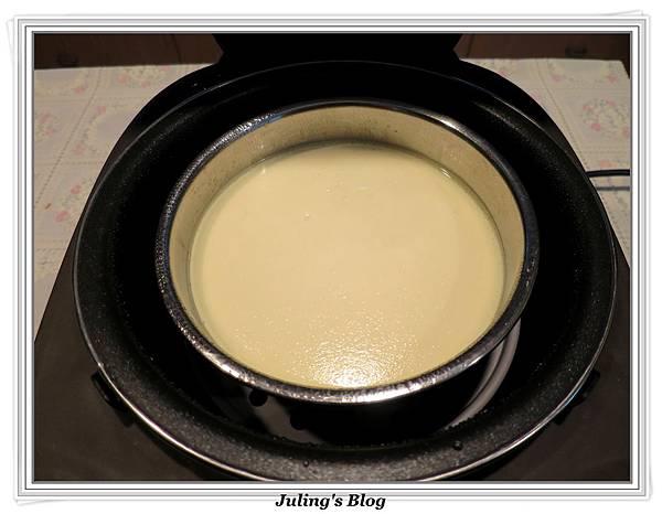 奶油乳酪布丁做法20