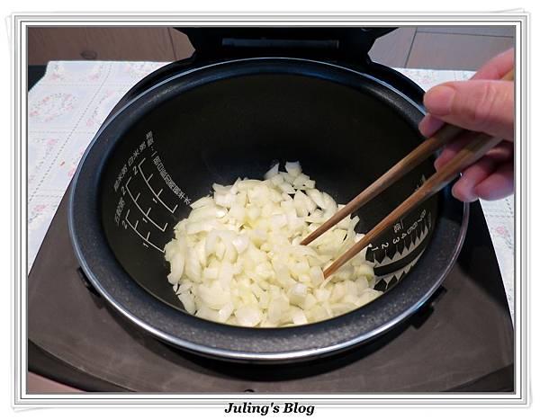 奶香咖哩飯做法5