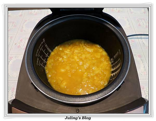 奶香咖哩飯做法9