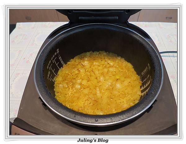 奶香咖哩飯做法12