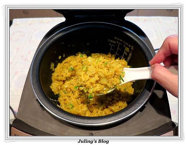 奶香咖哩飯做法14