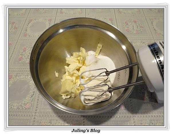 焦糖奶油乳酪蛋糕做法10.JPG