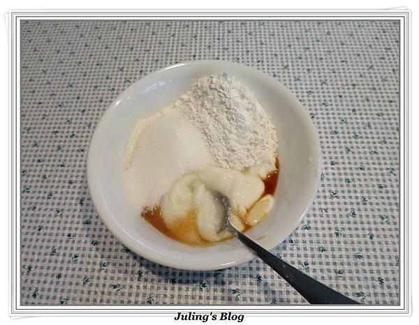焦糖無蛋優格布丁做法6.JPG