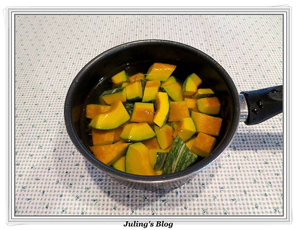 三鮮南瓜煲做法1.JPG