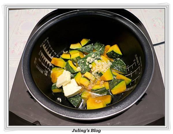 三鮮南瓜煲做法3.JPG