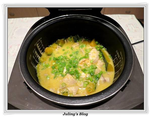 三鮮南瓜煲做法12.JPG