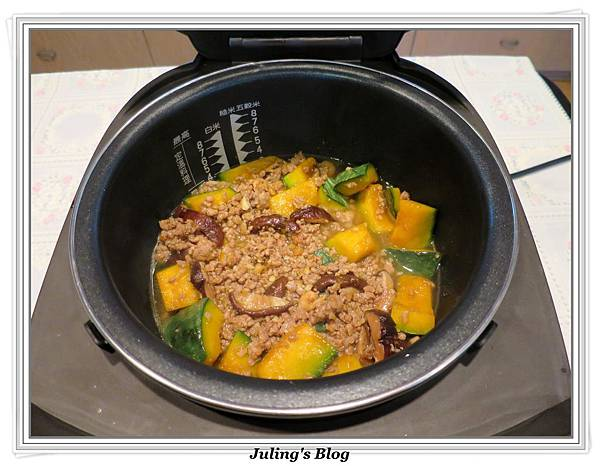 南瓜燉飯做法11.JPG