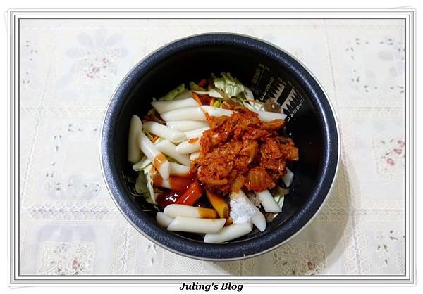 韓式泡菜炒年糕做法3.JPG