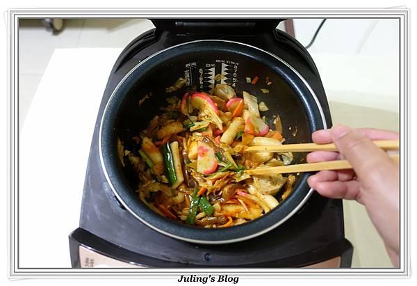 韓式泡菜炒年糕做法10.JPG