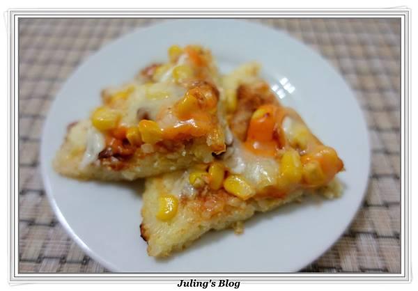 剩飯做米披薩3.JPG