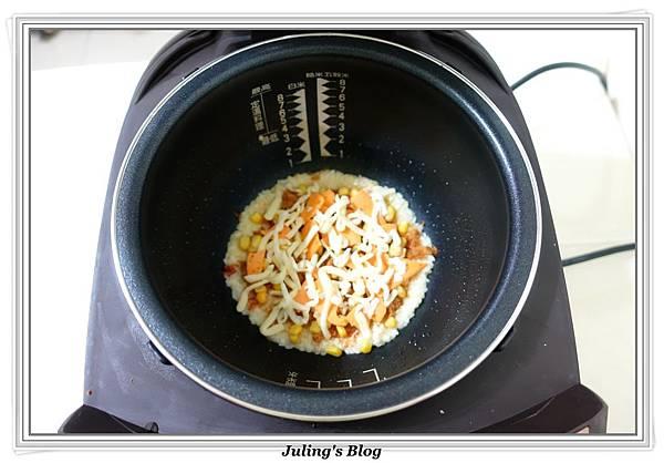 剩飯做米披薩做法9.JPG