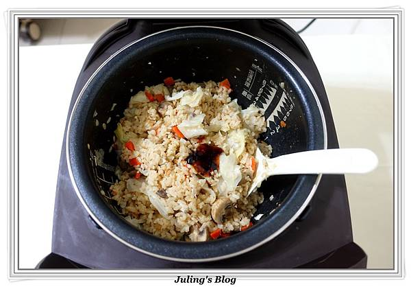 豆漿鮮蔬燉飯做法12.JPG