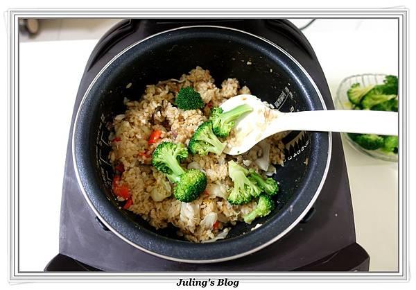 豆漿鮮蔬燉飯做法13.JPG
