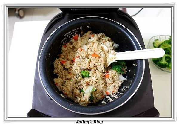 豆漿鮮蔬燉飯做法14.JPG