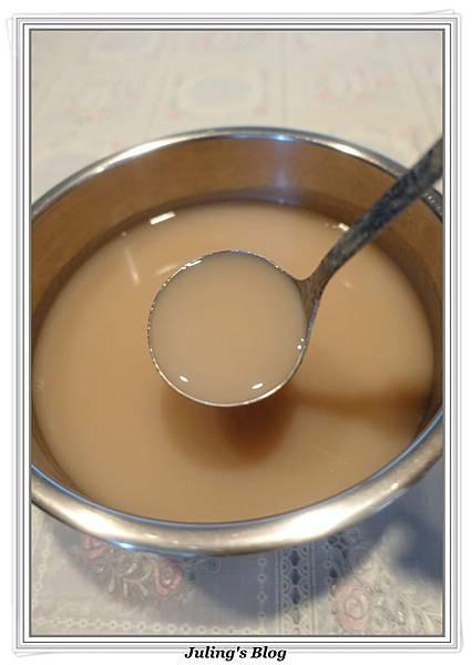 蓮藕糙米粥做法10.JPG
