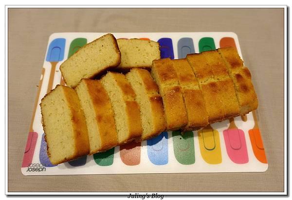 蜂蜜檸檬蛋糕1.JPG